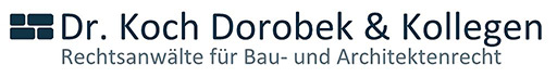 Rechtsanwälte Dr. Koch Dorobek & Kollegen